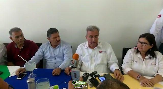 OFICIALIZAN EX ALCALDE PRIISTA Y EX DIPUTADO PANISTA DE MOCORITO SU ADHESION A MORENA