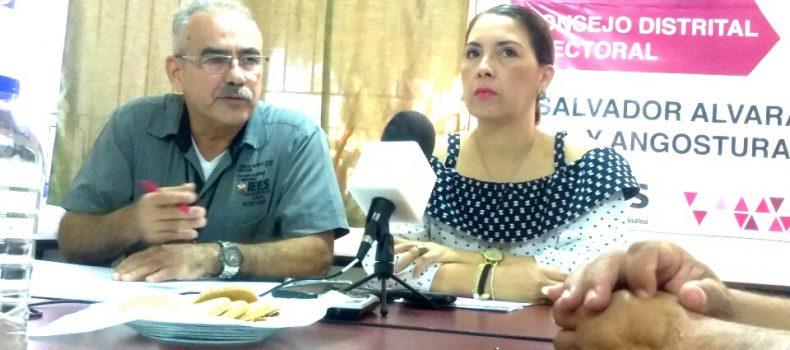 CONFIRMAN EL DOS DE JUNIO PARA EL DEBATE ENTRE CANDIDATOS A DIPUTADOS LOCALES