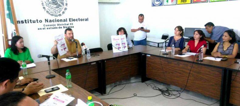 NO REPRESENTA FACTOR VIOLENCIA RIESGO PARA LA ORGANIZACIÓN DE LA ELECCION: CANTU