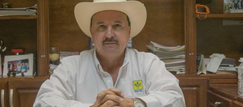 """""""ES UN ORGULLO SER AGRICULTOR"""": LUGO CAMACHO"""