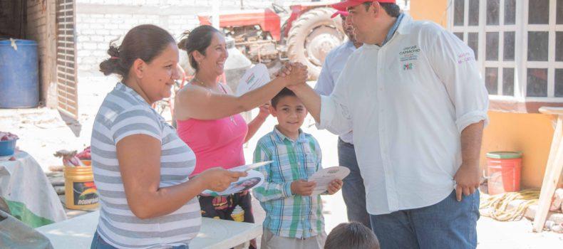 ATENCIÓN PARA TODAS LAS COMUNIDADES, SIN EXCEPCIÓN: ÓSCAR CAMACHO
