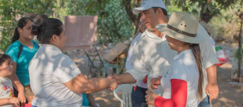 ÓSCAR CAMACHO REITERA SU COMPROMISO DE MEJORAR LOS SERVICIOS PÚBLICOS