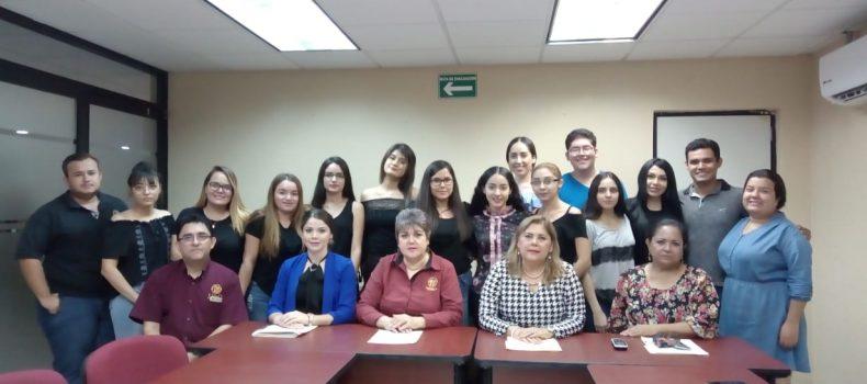 VAN 19 ESTUDIANTES DE LA UADEO DE GUAMÚCHIL A LA EDICIÓN XXIII DEL VERANO CIENTÍFICO