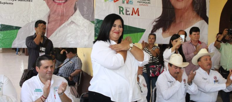 SINALOA SEGUIRA SIENDO PRIISTA, ASEGURA ROSA ELENA MILLAN