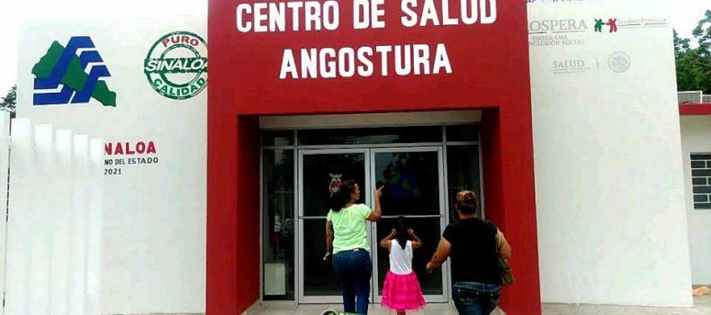 HABRÁ PARO DE LABORES EN CENTRO DE SALUD Y HOSPITAL INTEGRAL DE ANGOSTURA