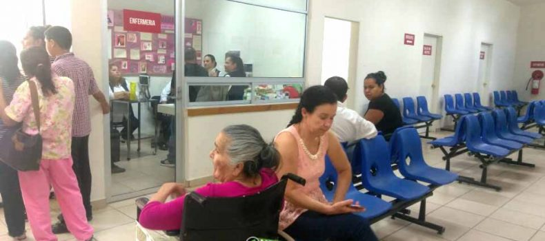 ENOJA A DERECHOHABIENTES PARO LABORAL DE SINDICALIZADOS DEL SECTOR SALUD