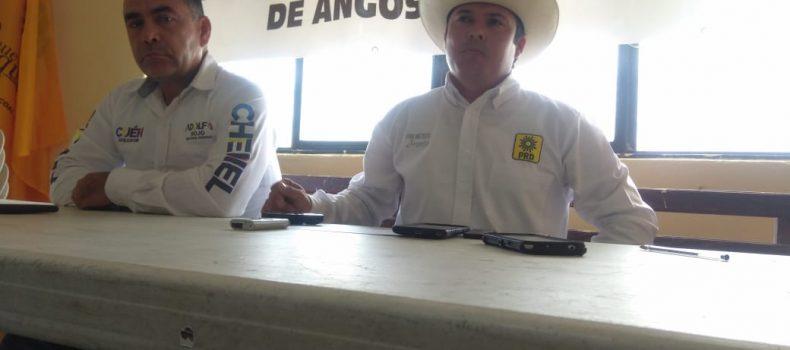 DEMANDAN  PRD Y PAN SOLVENTAR CARENCIAS DEL SECTOR SALUD EN ANGOSTURA