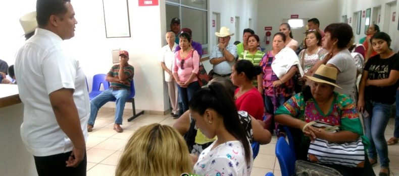 HABILITARÁN CONSULTORIOS PROVISIONALES EN CENTRO DE SALUD DE ANGOSTURA