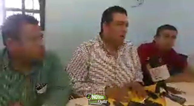 CONSIDERA EL PRI DE MOCORITO IMPUGNAR LA ELECCIÓN DE ALCALDE
