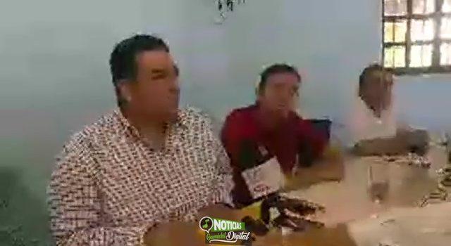 AGRADECE OSCAR CAMACHO EL APOYO RECIBIDO DURANTE PROCESO ELECTORAL