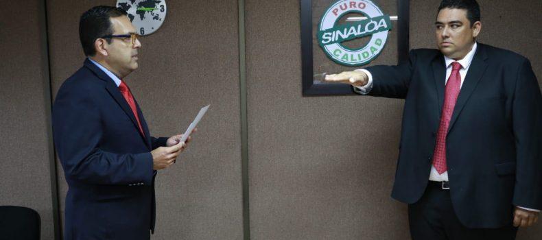 Rinden protesta nuevos funcionarios en Economía y Sedesol