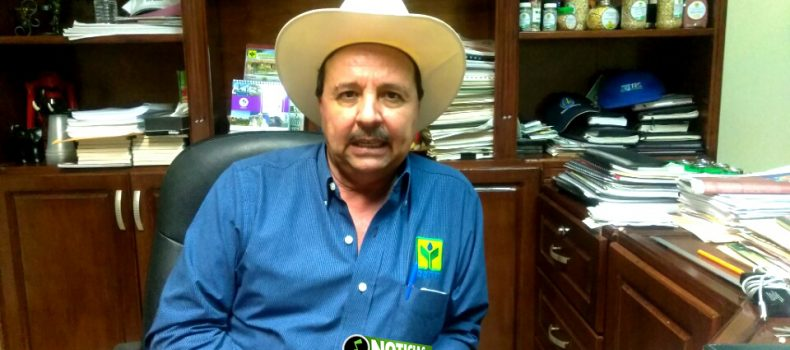 """CONFÍA AARM QUE CON AMLO HABRÁ UN """"CAMBIO PARA BIEN"""" EN LA AGRICULTURA"""