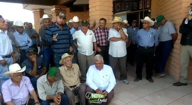"""USUARIOS """"TUMBAN"""" ACUERDOS DE COBROS ANTICIPADOS EN MODULO DE RIEGO 5-1"""