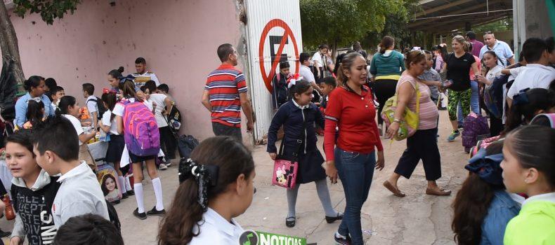 EXTREMA SEGURIDAD PÚBLICA VIGILANCIA EN ESCUELAS