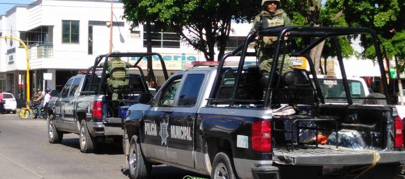 POLICÍAS Y EJÉRCITO, CON MENOS QUEJAS ANTE DERECHOS HUMANOS