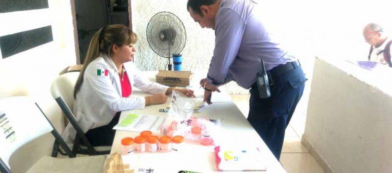 "CONFÍAN QUE POLICÍAS MUNICIPALES DE GUAMÚCHIL  ""SALDRÁN LIMPIOS"" DE EXAMEN ANTIDOPING"