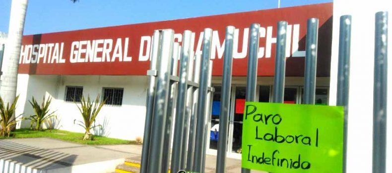 PARAN LABORES SINDICALIZADOS DEL HOSPITAL GENERAL DE GUAMÚCHIL