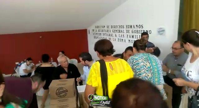 PROYECTA INVIES 59 VIVIENDAS PARA FAMILIAS DESPLAZADAS EN GUAMÚCHIL