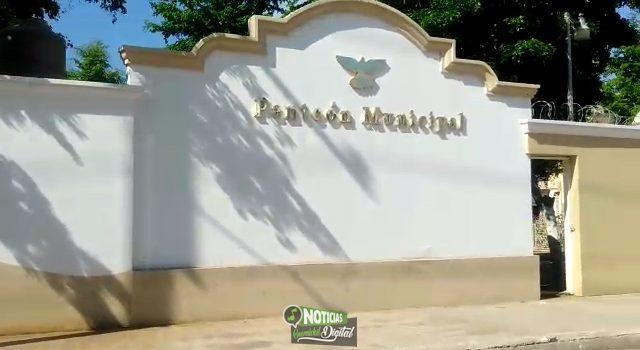 EN PROYECTO CONSTRUCCIÓN DE UN NUEVO PANTEÓN MUNICIPAL