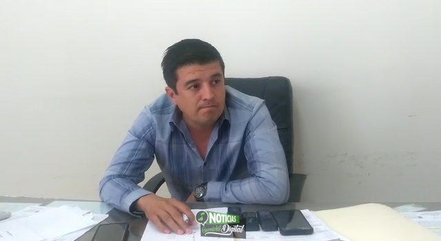 REHABILITA OBRAS PUBLICAS CAMIONES DAÑADOS POR LLUVIAS