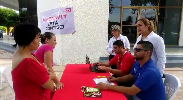 RECIBE INFONAVIT MIL 400 SOLICITUDES DE APOYO DE DERECHOHABIENTES DAMNIFICADOS POR LLUVIAS