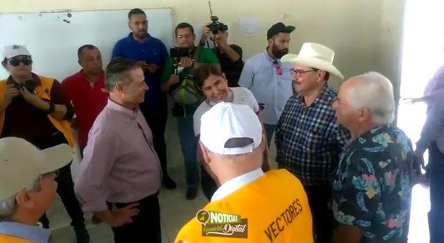 APOYARA GRUPO GRANISSA REHABILITACIÓN DE ESCUELA SECUNDARIA DE ANGOSTURA