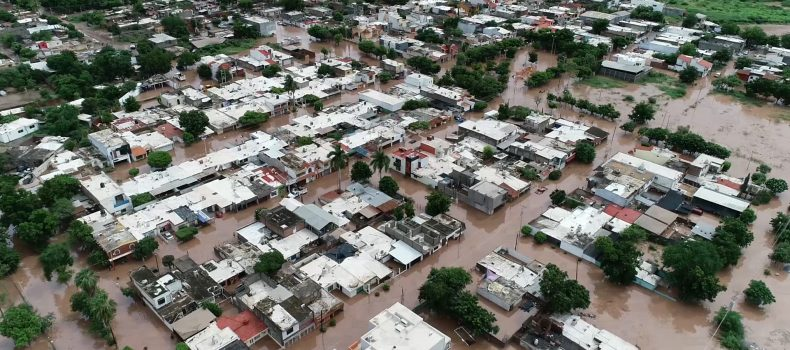 SUPERAN LAS 900 CASAS DAÑADAS EN GUAMÚCHIL: EL JUEVES INICIARÁ ENTREGA DE ENSERES DOMÉSTICOS