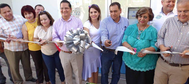 "ESTRENA JAPASA ""AQUA MATICO"" EN PALACIO MUNICIPAL"