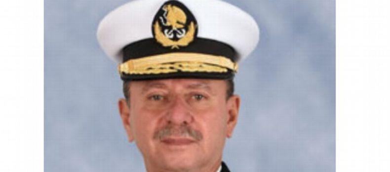 Designa AMLO al veracruzano José Rafael Ojeda Durán como próximo Secretario de Marina