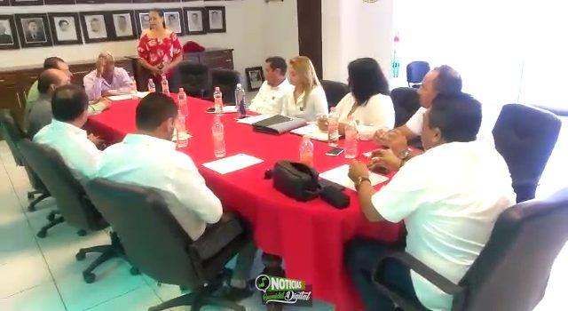 INICIA ENTREGA-RECEPCIÓN EN ANGOSTURA: NO SOLAPAREMOS IRREGULARIDADES: AVILA
