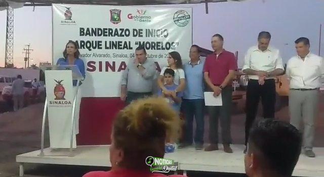 REPARTE SISTEMA DIF ESTATAL POCO MAS DE 400 TONELADAS DE VÍVERES A DAMNIFICADOS