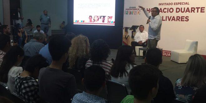 """Anuncian plan de apoyo por $2,400 mensuales para jóvenes """"ninis"""" en Sinaloa"""