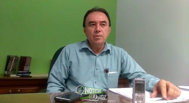 EN ENERO LA ELECCIÓN DE NUEVOS SÍNDICOS: EN ANGOSTURA: HERIBERTO TAPIA
