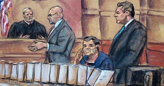 Abogado de El Chapo: Cártel de Sinaloa sobornó a Peña Nieto y a Felipe Calderón