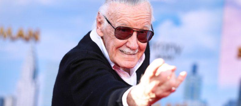 Fallece Stan Lee, creador de Spider-Man y varios héroes de Marvel