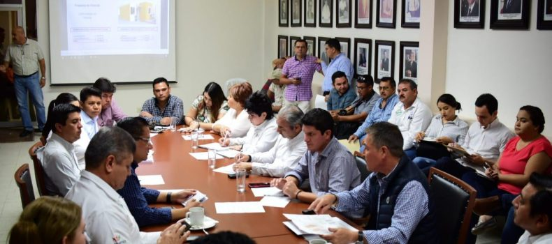 Salvador Alvarado se une a un proyecto de desarrollo sustentable para  mejorar el municipio