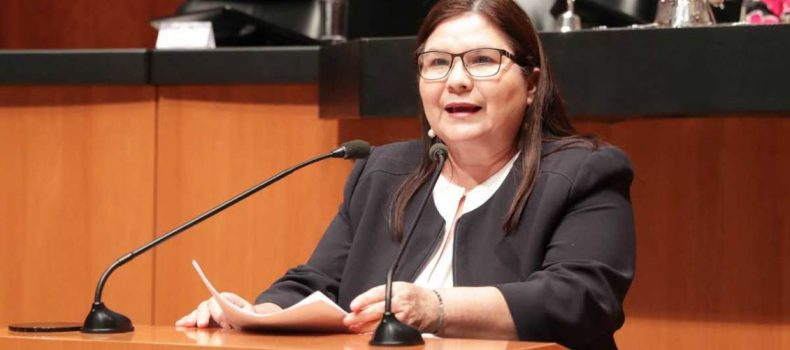 DEBE MORENA INTEGRAR SU ESTRUCTURA EN SINALOA: IMELDA CASTRO