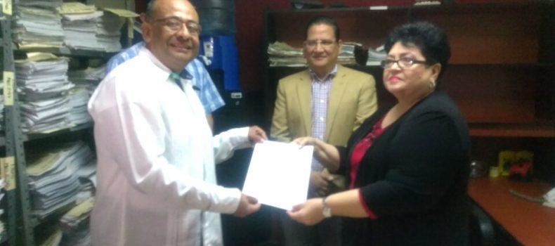 JUSTINO RIVERA NUEVO OFICIAL DEL REGISTRO PÚBLICO DE LA PROPIEDAD EN GUAMÚCHIL
