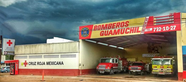 SIGUE ACÉFALA PRESIDENCIA DE PATRONATO DE BOMBEROS DE GUAMUCHIL