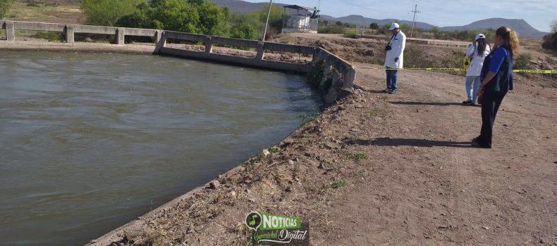 LOCALIZAN MUERTO A ESTUDIANTE QUE CAYÓ AL CANAL HUMAYA