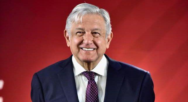 PRESENTA AMLO INFORME DE SUS PRIMEROS 100 DÍAS DE GOBIERNO