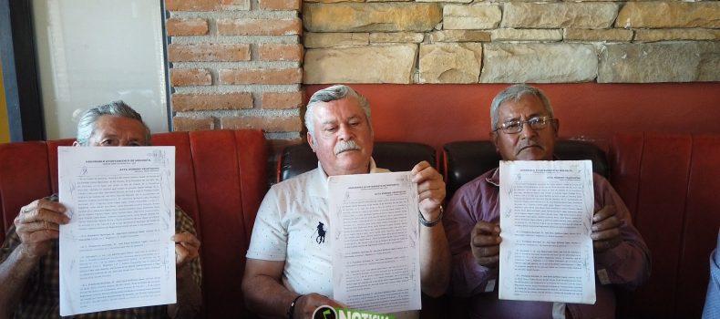 CABILDO LOS JUBILA PERO GUILLERMO GALINDO LES NIEGA EL DERECHO LABORAL