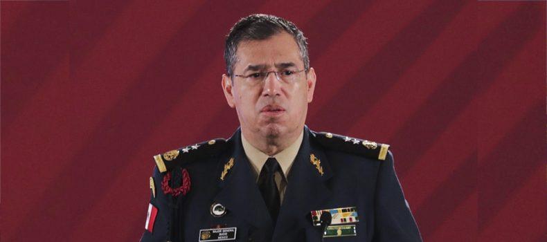 EL GENERAL LUIS RODRÍGUEZ BUCIO ES NOMBRADO COMANDANTE DE LA GUARDIA NACIONAL