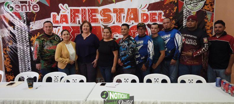 PREPÁRATE PARA LA PRIMER FIESTA DEL TACO EN GUAMÚCHIL