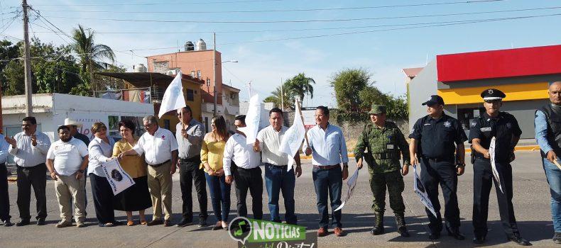 ACTIVAN OPERATIVO DE SEGURIDAD DE SEMANA SANTA EN SALVADOR ALVARADO