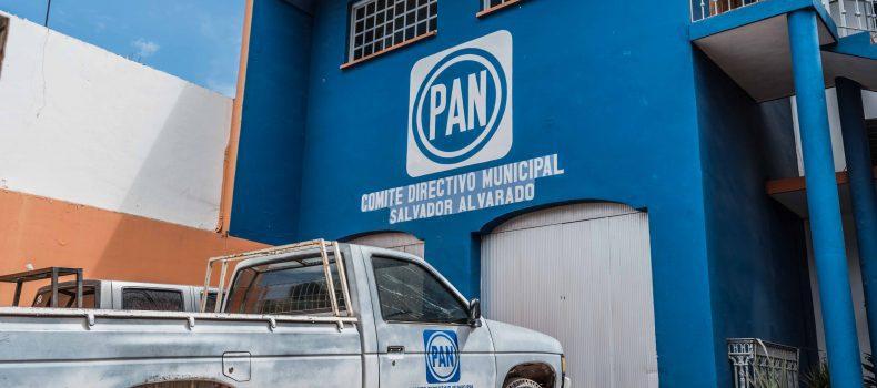 """ES POSIBLE RESCATAR EL PAN EN SINALOA; CAMBIO DE DIRIGENCIA LO """"OXIGENARIA"""": LUGO"""