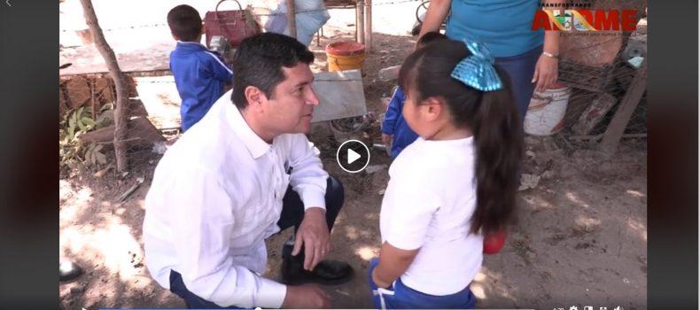 ALCALDE DE AHOME LE DICE A UNA NIÑA QUE TIENE OBESIDAD HORRIBLE Y ESPANTOSA