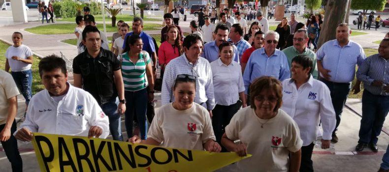 LEGISLARA EL PAS A FAVOR DE PACIENTES CON PARKINSON