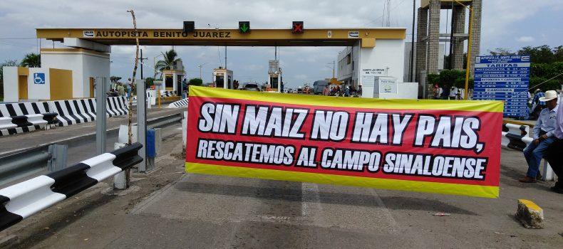 REACTIVAN LUCHA CAMPESINOS: CONVOCAN A CONCENTRACIÓN EN PALACIO DE GOBIERNO