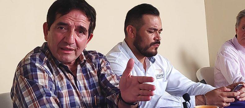 """""""APOSTERAMOS AL 2021 CON CANDIDATOS PROPIOS NO PRESTADOS"""": CUEN OJEDA"""